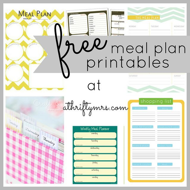 Easy meal planning help / Nutrisystem Diet: What To Know