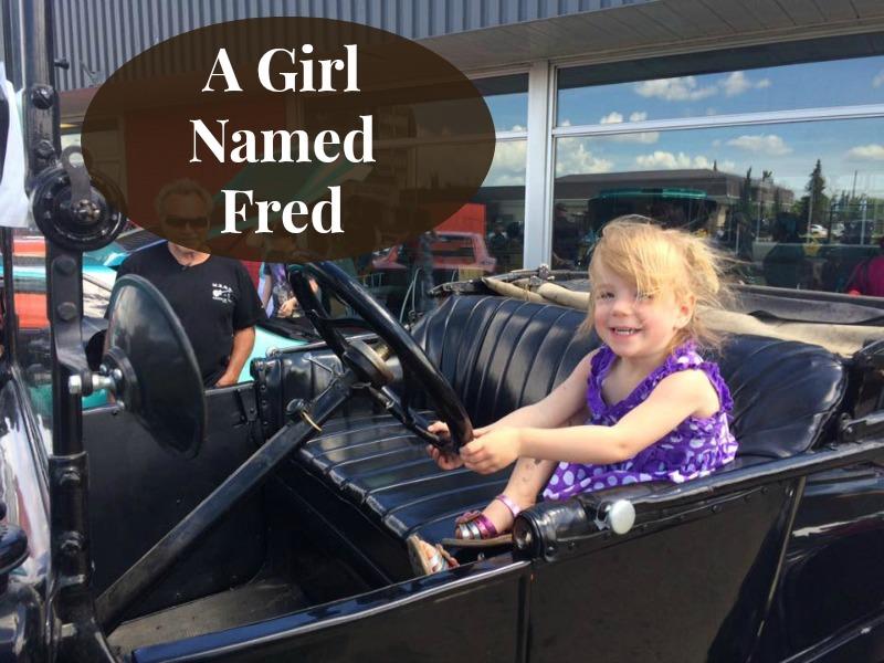 A Girl Named Fred