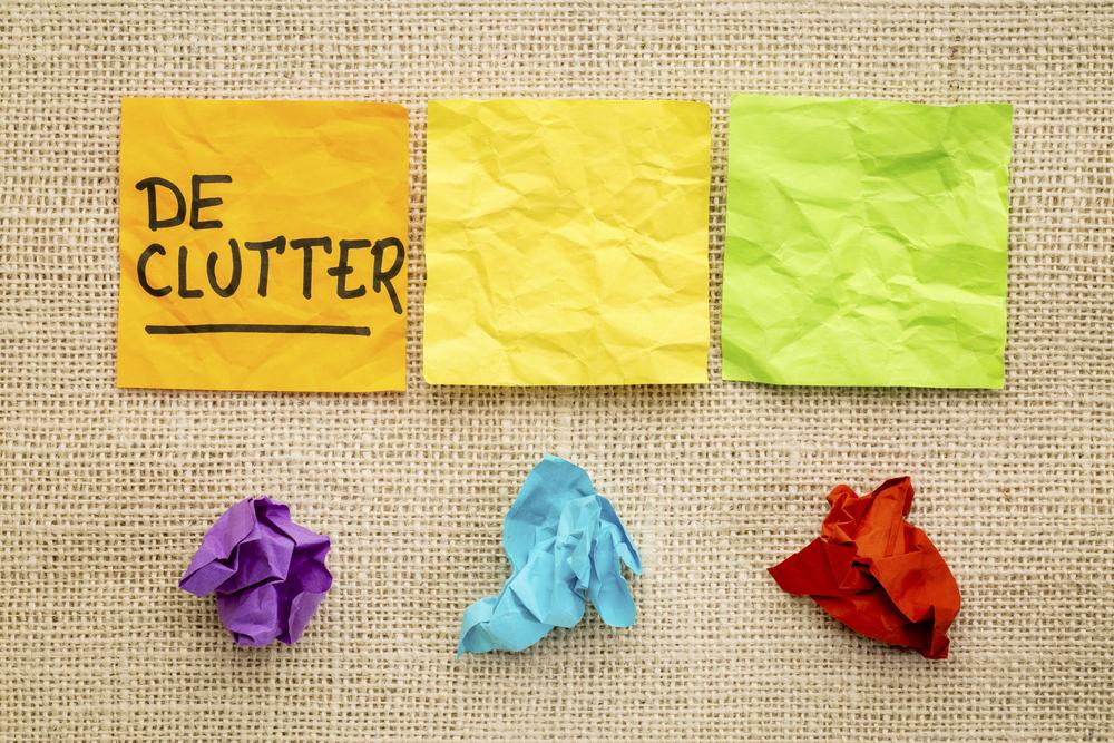 Decluttering your Home: KonMari Style