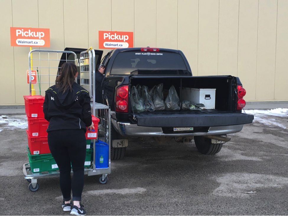 Grocery Pickup Now Available in Edmonton