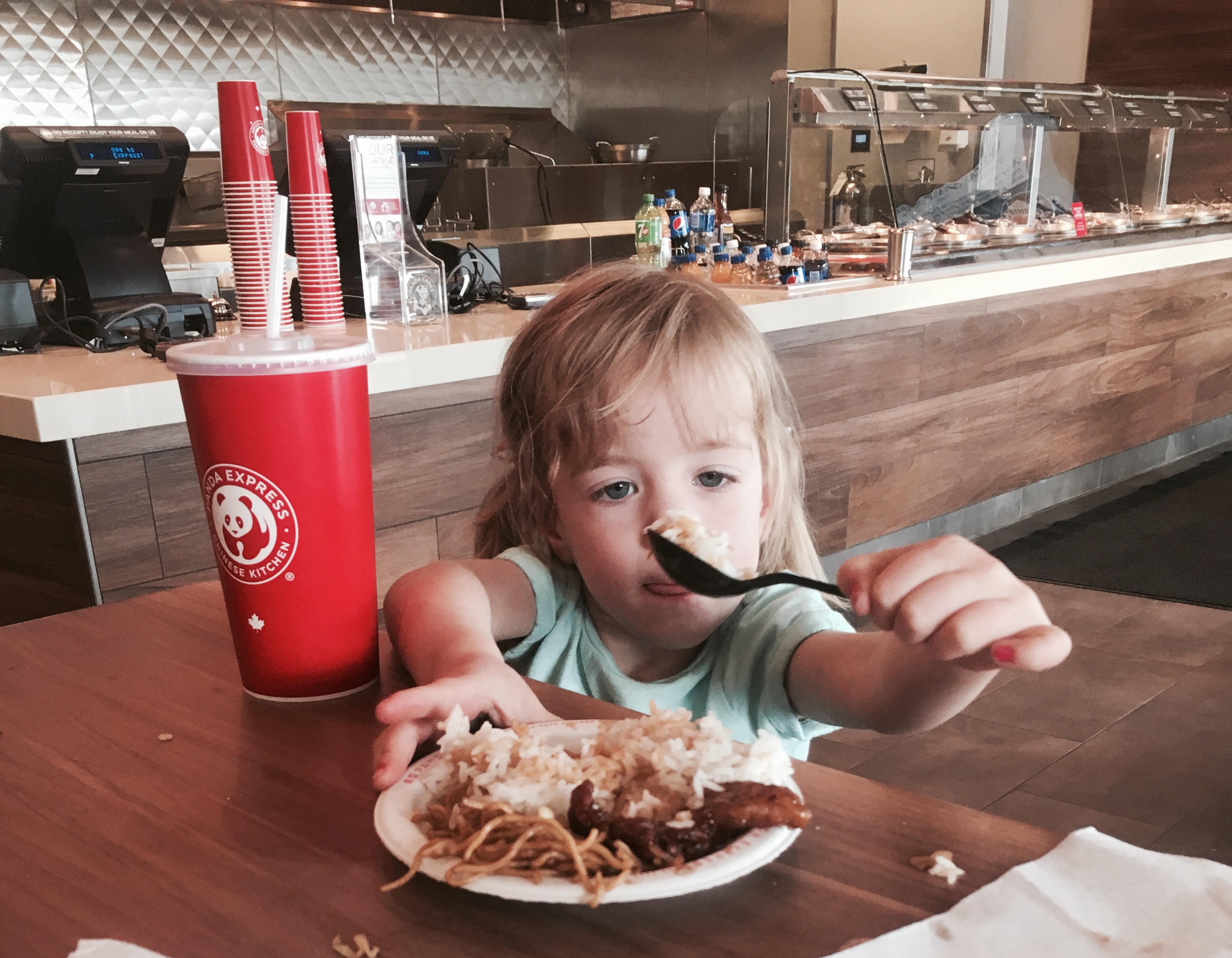 Family Friendly Eateries