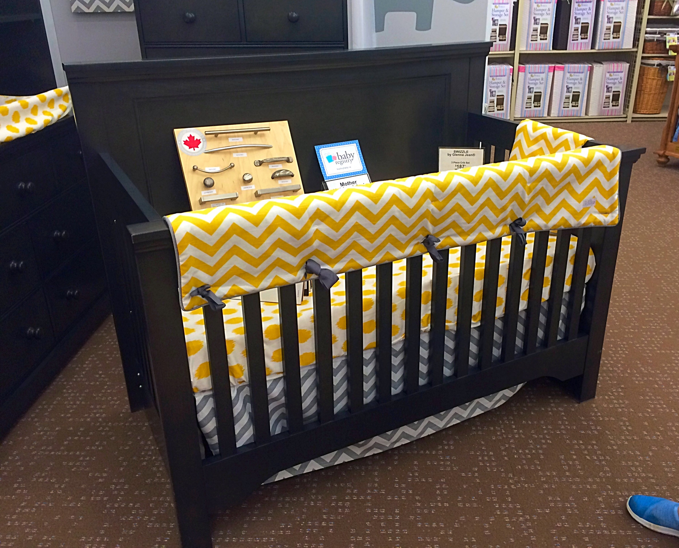 Baby cribs buy buy baby - I Don T Know About You But I Love Walking Through Nursery Layouts And Seeing The Current Trends For Cribs Bedding Furniture And Colour Palettes