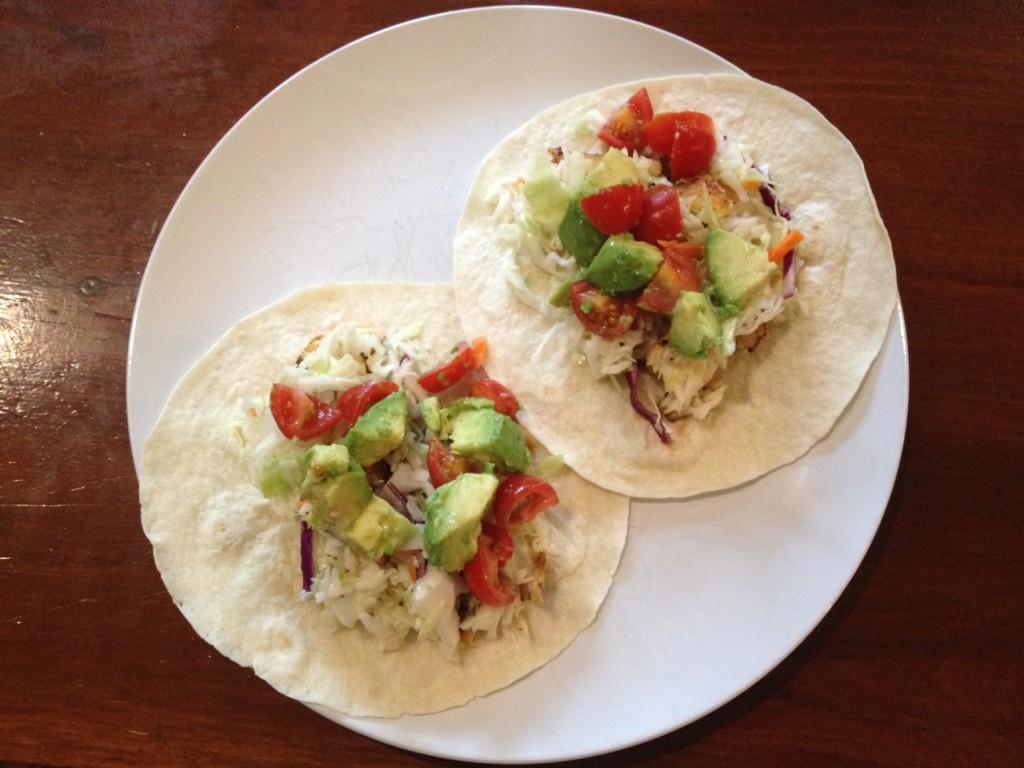 Easy fish tacos for Easy fish tacos recipe