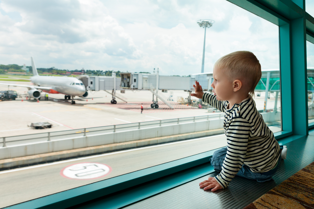 Air Travel Tips With Little Ones Modern Mama