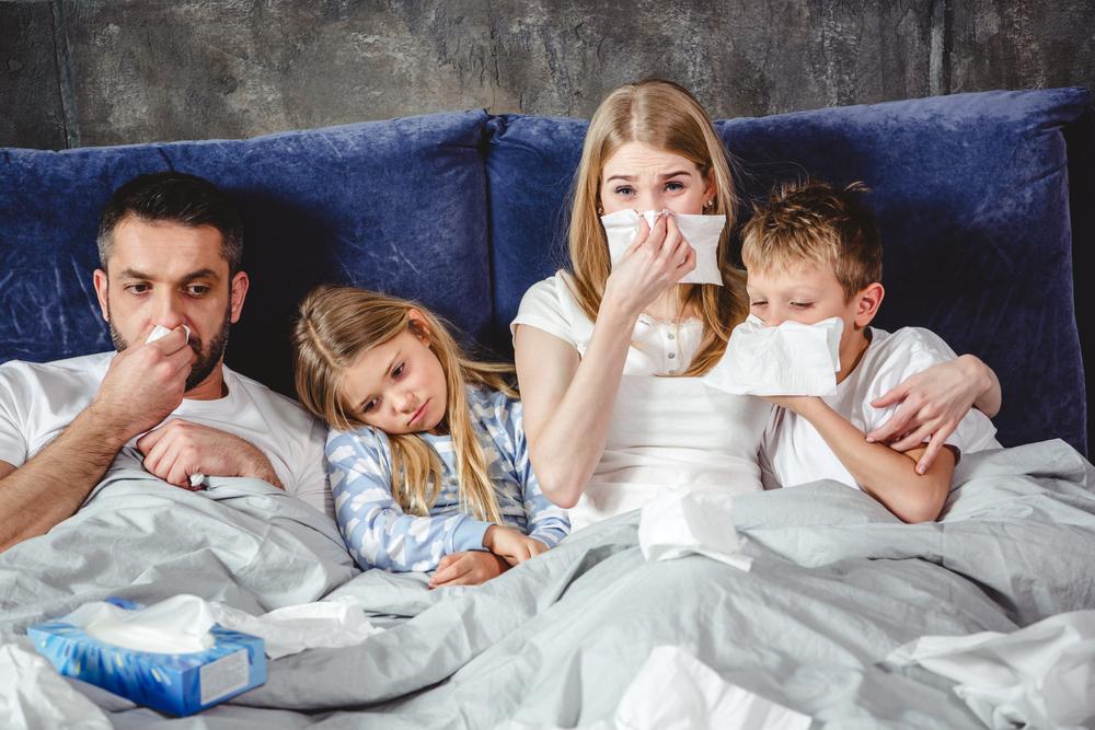How to Get Your Kids Through Flu Season