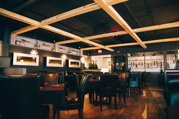 Halo Restaurant Edmonton