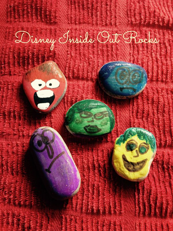 Disney Inside Out Inspired Craft Modern Mama