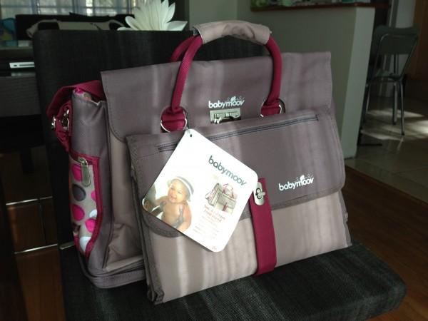 Free changing bag